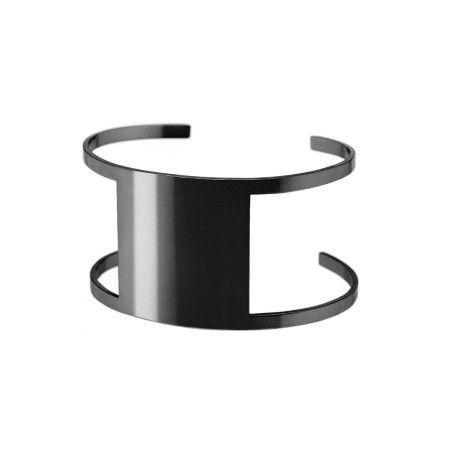 Bracciale cuff square