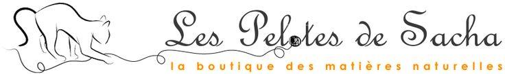 Les pelotes de Sacha, la boutique en ligne des laines 100% naturelles