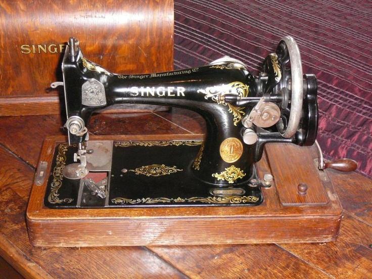 1920 singer sewing machine value