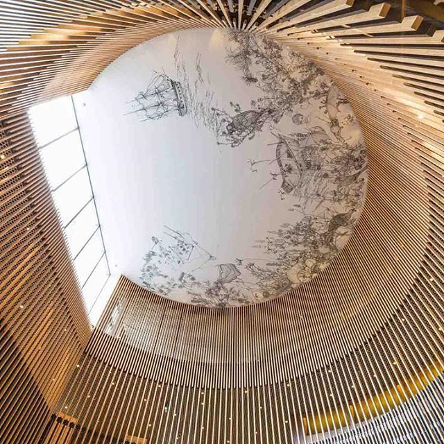 CREATE Perth City Library lighting for Kerry Hill Architects. AIA winner of…