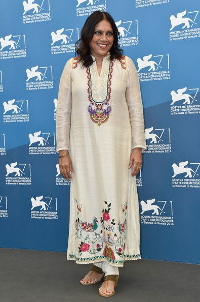 Mira Nair Photos: 'Words With Gods' - Photocall - 71st Venice Film Festival