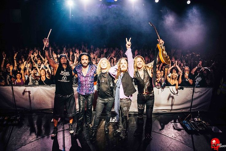 The Dead Daisies Tour 2016 - The Dead Daisies - Wikipedia