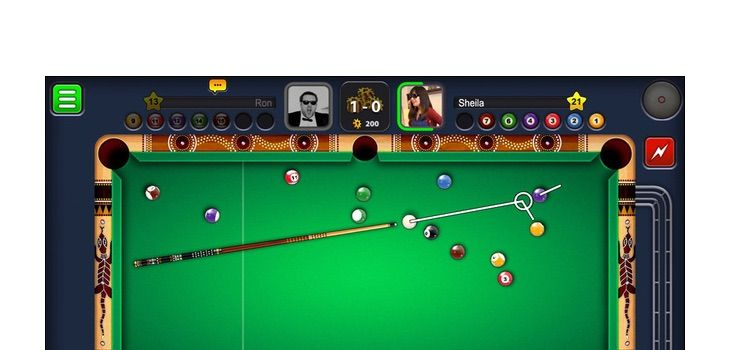 8 Ball Pool, un juego de billar simple y adictivo - http://www.actualidadiphone.com/8-ball-pool-un-juego-de-billar-simple-y-adictivo/