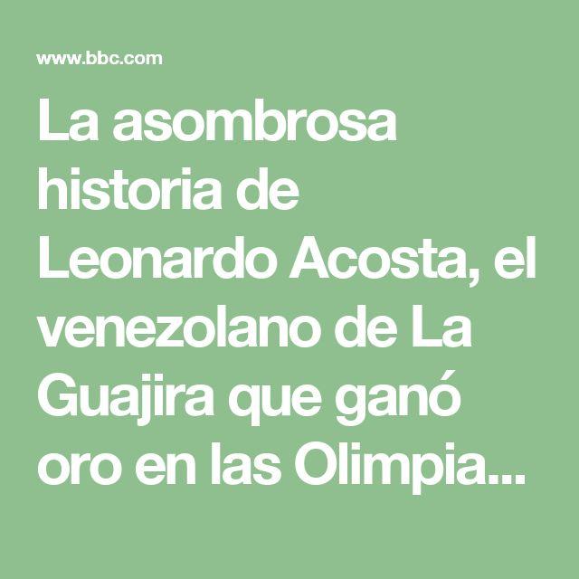 La asombrosa historia de Leonardo Acosta, el venezolano de La Guajira que ganó oro en las Olimpiadas Especiales de Invierno de Austria sin haber conocido la nieve - BBC Mundo