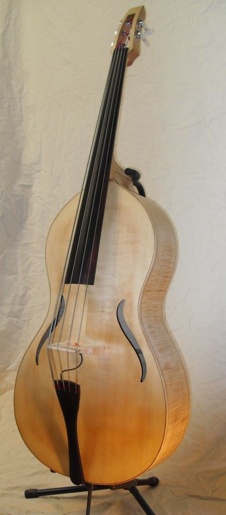 Toby Chennell, The Arco Acoustic Bass Guitar
