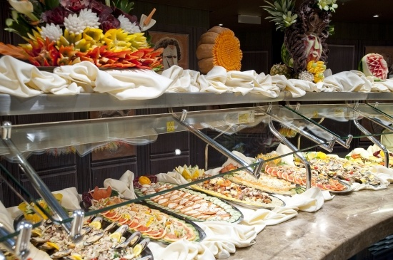 MSC SPLENDIDA - Buffet