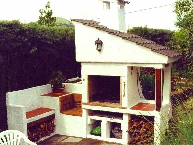 Barbacoa construida por Miguel60 y su mujer