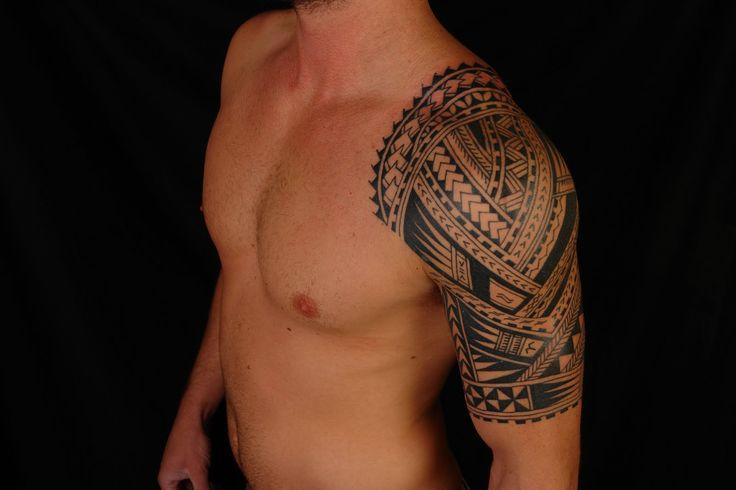 samoan maori tattoo designs - Google Search