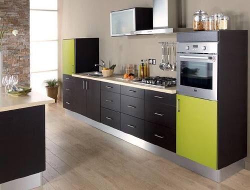 cocinas italianas empotradas modernas closets granitos