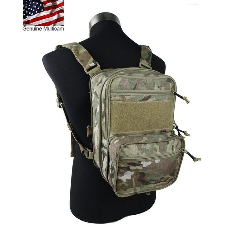 Lightweight Defender 3 Film Pack is an assault pack that can go from an almost flat profile when compressed to 600 cubic inches when completely expanded.