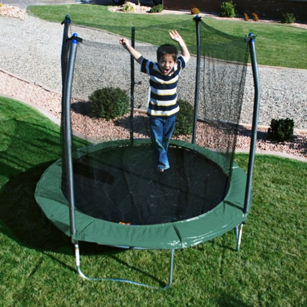1000 Ideas About Trampoline Spring Cover On Pinterest: 1000+ Ideas About Trampoline With Enclosure On Pinterest