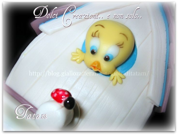 Tweety Cake | torta decorata