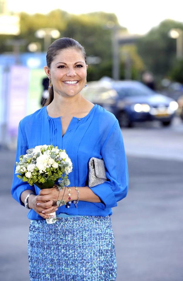 Crown Princess Victoria, Stockholm Junior Water Prize at the Stockholm International Fairs.