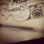 by ellenvingren    illustration I did for the swedish youth magazine IKON1931  Instagram photos for tag #ellenritar   Statigram