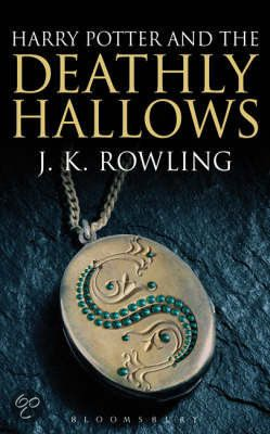 Written by J.K. Rowling, childhood, fiction, science fiction, fantasy and magic.