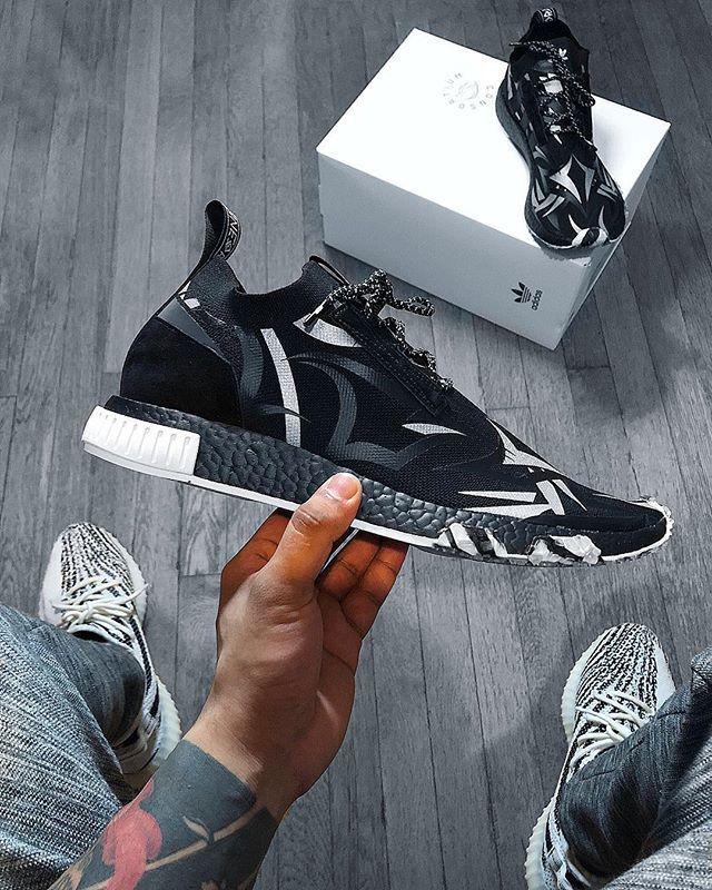 premium selection bbf5c e43da JUICE x adidas Consortium NMD Racer PK Alienegra | Shoes