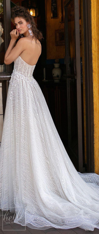 f9e5c2232b BERTA Spring 2019 Wedding Dress Miami Bridal Collection Vestidos De Novia