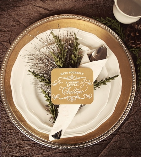 Holiday Place Settings: 214 Best ~~Holiday Tablescapes~~ Images On Pinterest