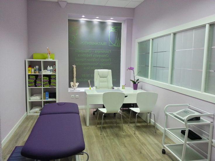 Sala fisioterapia fisos ideas clinica pinterest - Imagenes de centros de estetica de lujo ...