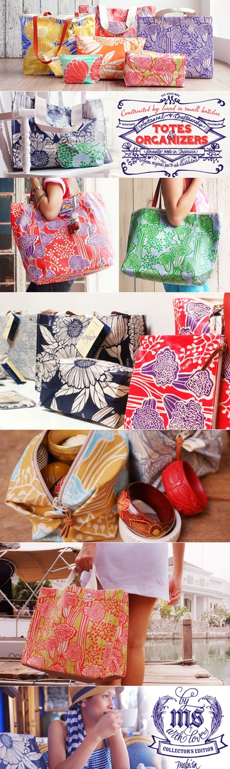 Tulisan_bags for the beach or just a wonderful sunny day!
