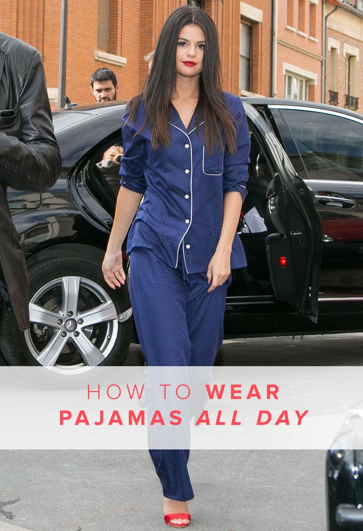 Yes, you really can wear pajamas all day (without looking ...