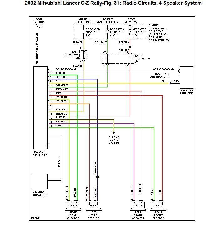 2009 Mitsubishi Galant Stereo Wiring Diagram Kur Tud Service De Mitsubishi Galant Mitsubishi Diagram