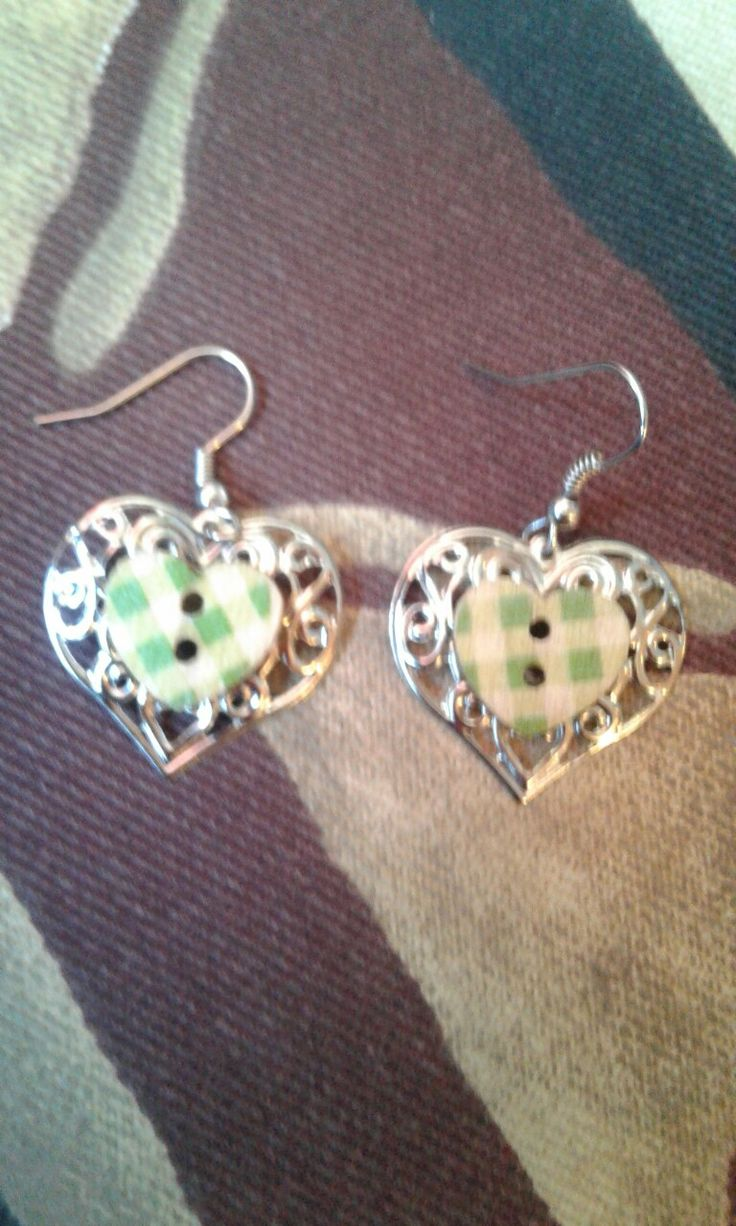 playing around with earrings