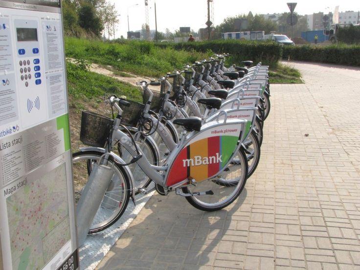 Są pieniądze na rozbudowę systemu Lubelskiego Roweru Miejskiego | www.lublin112.pl - Lublin na sygnale