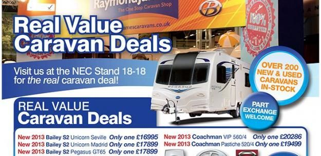 Looking for an authorized dealer of Elddis caravan spares? Instead of being misled, contact Raymond James Caravans and enjoy the quality of traveling in Elddis caravan. We stock an exclusive range of Elddis caravan spares in our store to suit new and used Elddis caravans.