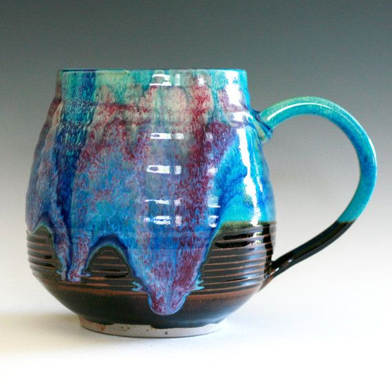 Extra+Extra+Large+Coffee+Mug+50+oz+handmade+ceramic+by+ocpottery,+$55.00