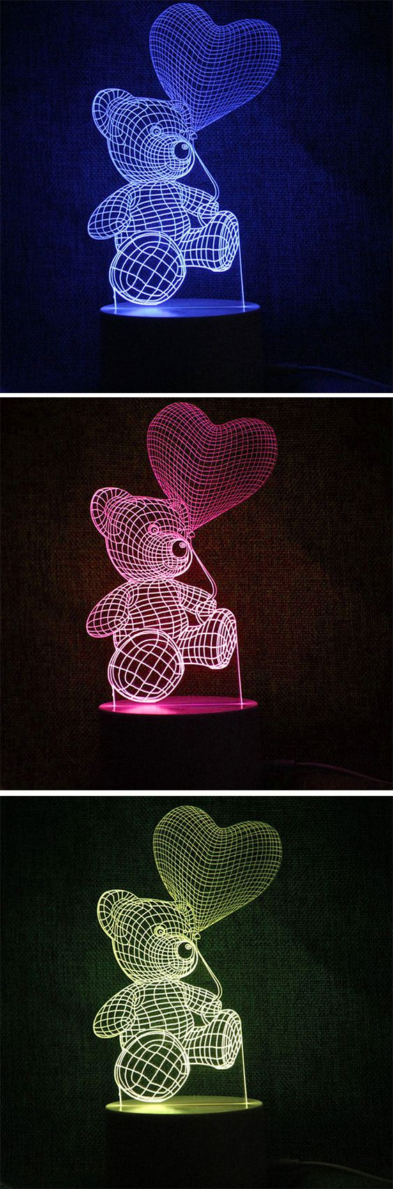 How to decorate your living room?50% OFF Led Night Light to shop now.Free Shipping Worldwide!Valentine's Day