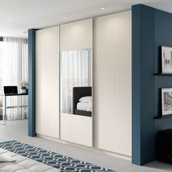 1000 ideas about armoire coulissante on pinterest. Black Bedroom Furniture Sets. Home Design Ideas