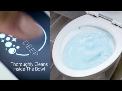 ActiClean Self-Cleaning Toilet by American Standard