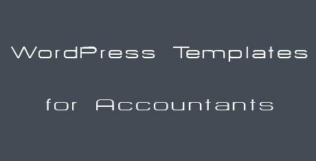 14 Best WordPress Templates for Accountants. #BestWordPressTemplatesforAccountants #WordpressTemplates
