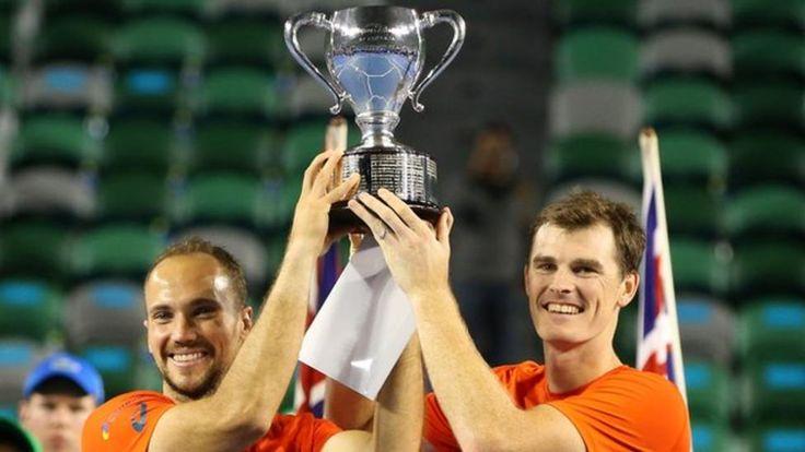 Jamie Murray/Bruno Soares vs Wesley Koolhof/Matwe Middelkoop Live Tennis Streaming - ATP Sydney Doubles