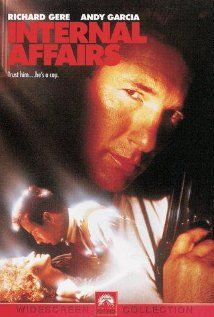 Internal Affairs...loved Andy Garcia in this movie!