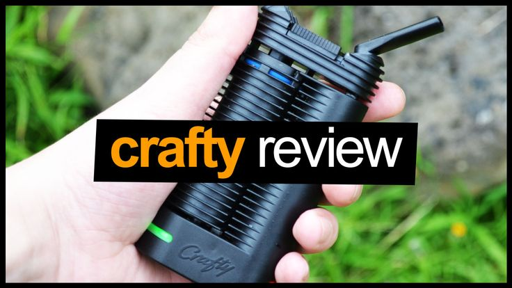 Crafty Vaporizer Review: I Think I'm In Love... http://www.vaporizerfreak.com/crafty-vaporizer-review/