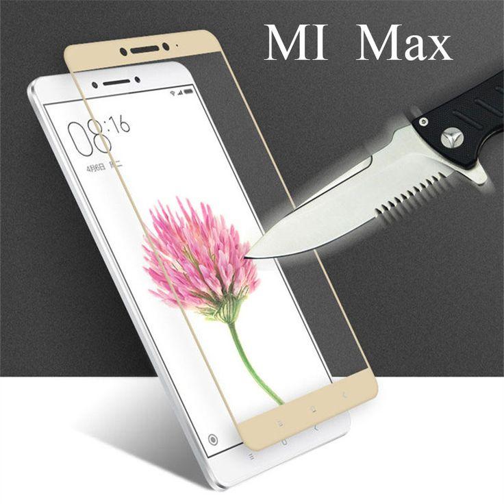 For Xiaomi Mi MAX Tempered Glass 6.44inch 100% New Premium Screen Protector Film For Xiaomi Mi MAX Cell Phone *** Detalles sobre el producto se puede ver haciendo clic en la VISITA botón