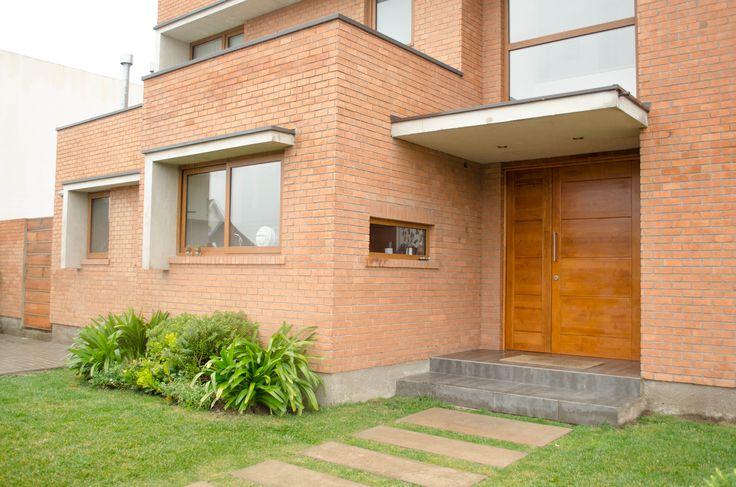 17 best images about puertas de lenga on pinterest wood - Puertas para casas modernas ...