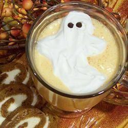 Spookachtige milkshake voor Halloween @ allrecipes.nl