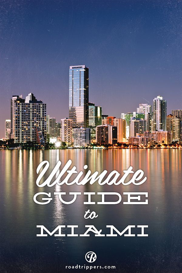 If you're thinking about visiting Miami, our ultimate travel guide is about to become your new best friend.