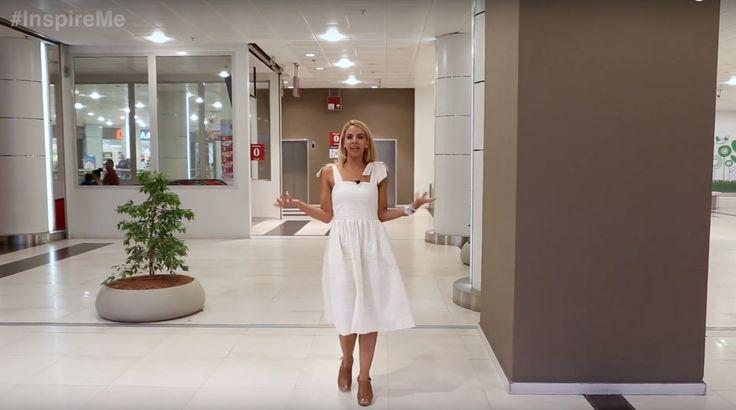 Στο The Mall Athens όλα φτιάχνονται! Η Jenny Melita βρίσκεται στο The Mall Athens και επισκέπτεται το κάταστημα TheFixers και Takouni Express, Τακουνι Εξπρες. Απολαύστε και εσείς μια σειρά υπηρεσιών μόνο στο The Mall Athens!
