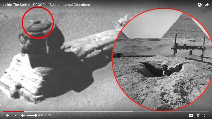 Is The Great Sphinx Of Egypt Hollow? American Archaeologist Said Yes!