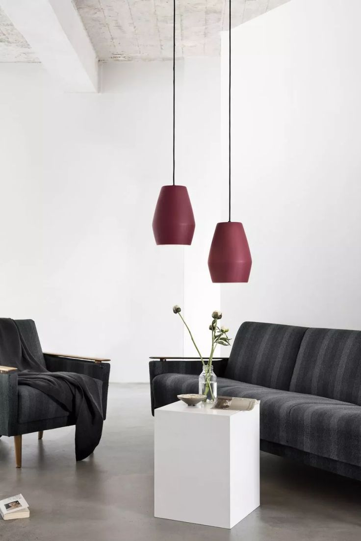 1000 ideas about joe colombo on pinterest luminaire design product - Bell_burgundy_lounge