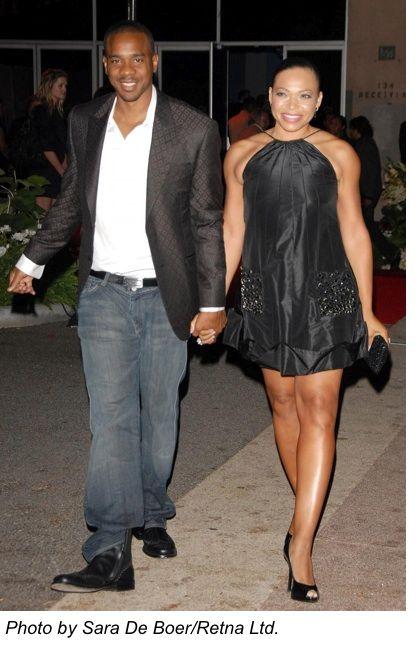 Tisha Campbell-Martin's dress is it.