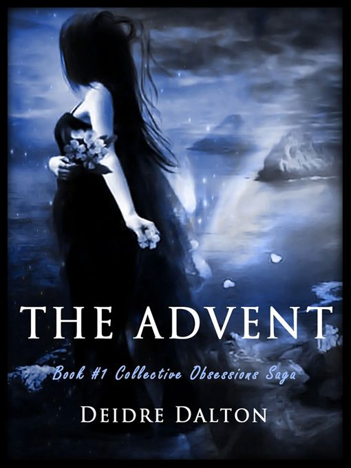 """Paperback cover for """"The Advent."""" http://deborahotoole.com/collective/advent.htm"""