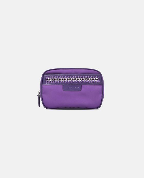 Shop the Purple Falabella GO Cosmetic Case by Stella Mccartney at the official online store. Discover all product information.