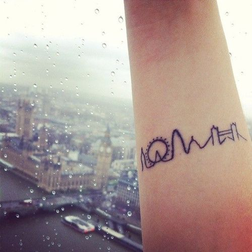 Cutest Minimal Tattoo Ideas - Ishine365 Blog