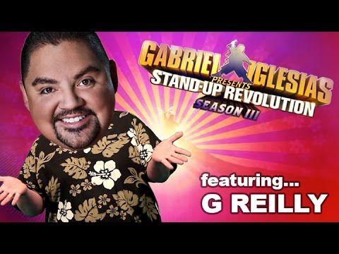 G Reilly - Gabriel Iglesias presents: StandUp Revolution! (Season 3) - YouTube