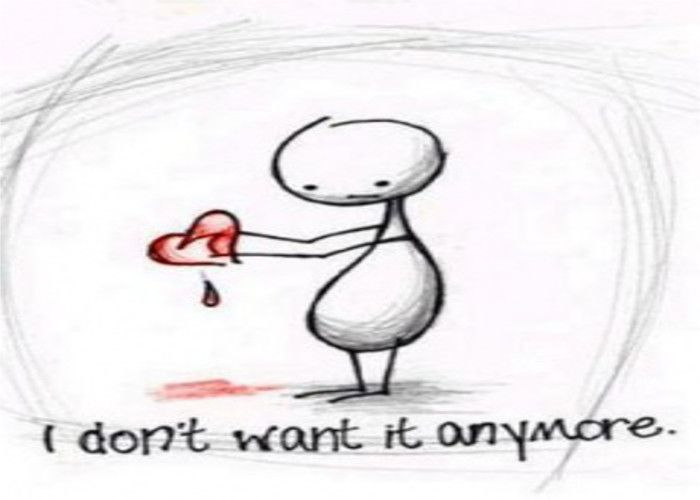55 Best Broken Heart Pictures And Images